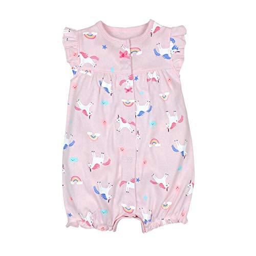(1Pc Jumpsuits Cotton Short Romper Infant Girl Clothes,Fdjs,18M )