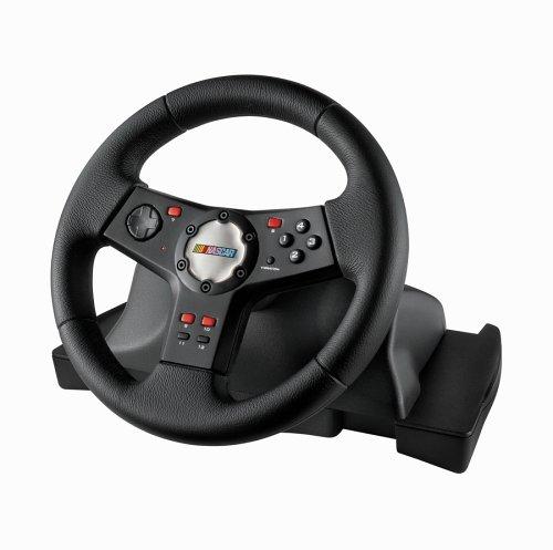 Logitech NASCAR Racing Wheel with Vibration Feedback - USB (963339-0403)