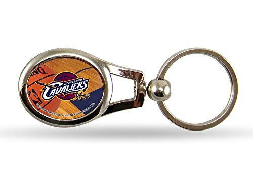 Rico NBA Cleveland Cavaliers Oval Keychain