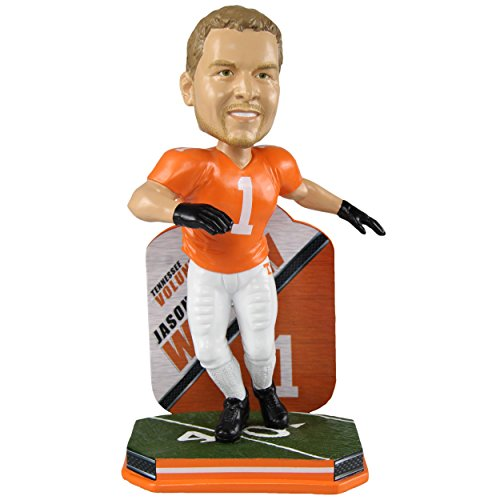 (Forever Collectibles Jason Witten Tennessee Volunteers Special Edition College Football Name and Number Bobblehead - Dallas Cowboys)