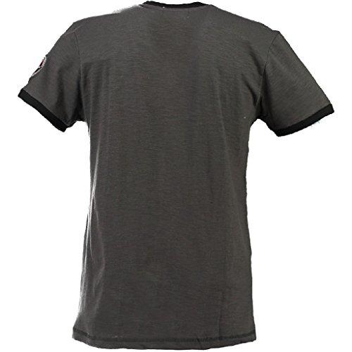 Geographical Norway - Jabouret SS Men T-Shirt (M, D-Grey)