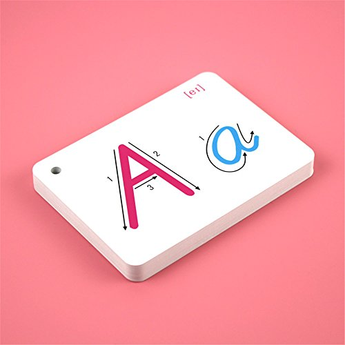 Az Capital Letters (Alphabet Flash Cards - 26 alphabet card A-Z Capital Letters For School Teachers, Parents - Early Learning of Toddlers and Kids Of All Ages)