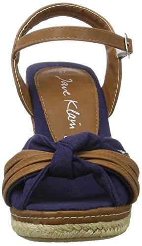 Navy Sandalen 283 Blau 760 KLAIN JANE Damen zqwYORI