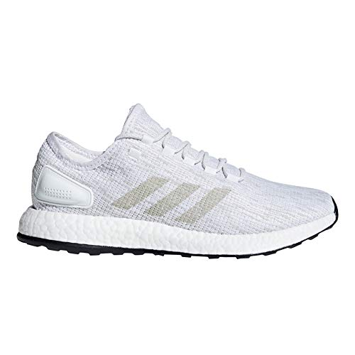 Size Running Shoes Grey One 5 8 Crystal White White M Pureboost Adidas wYBqStB