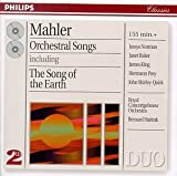 Mahler: Orchestral Songs
