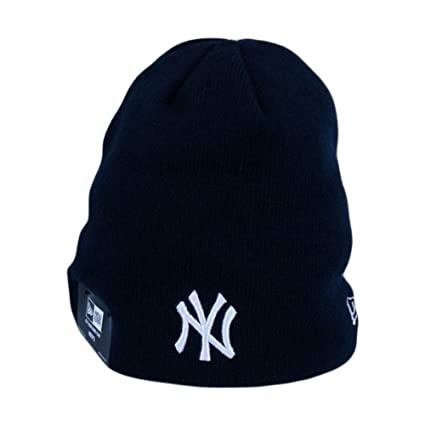 Image Unavailable. Image not available for. Color  NEW ERA New Winter MLB  Baseball New York Yankees Beanie ... f65bd060ea2