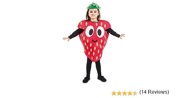 Disfraz de Fresa para niños y bebé: Amazon.es: Juguetes y juegos