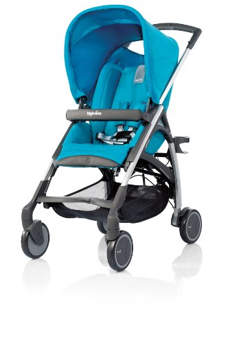 Inglesina Avio Stroller, Light Blue Discontinued by Manufacturer