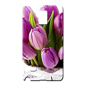 samsung note 4 Nice Unique Fashionable Design phone cover case the beauty of the tulips