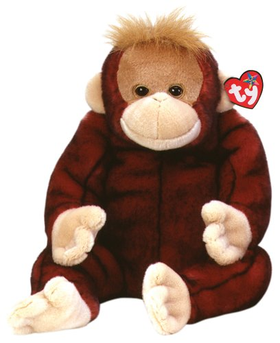 532bae567a5 Amazon.com  Ty Schweetheart - Large Orangutan  Toys   Games