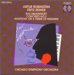 Rachmaninoff: Piano Concerto No. 2 / Rhapsody on a Theme of Paganini by RCA