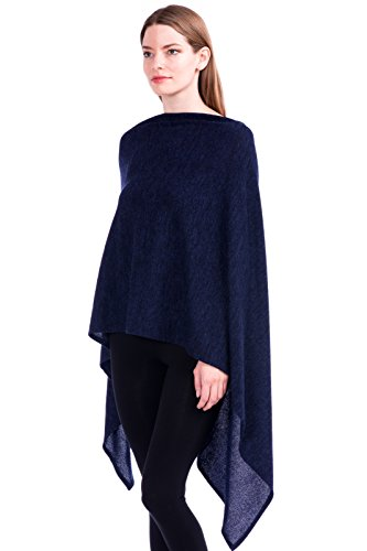 90172a26f04 Modern Kiwi Solid Long Knit Asymmetric Wrap Poncho Topper - Buy ...
