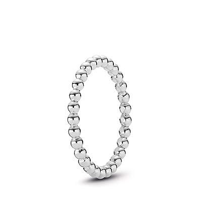 a3b61a072d358 PANDORA Hearts Of Pandora Ring, PANDORA Rose, Clear Cubic Zirconia, Size 7