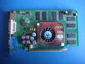 Geforce 6600 Pci Express - 256 P2 N370 BE - evga 256 P2 N370 BE EVGA-256-P2-N370-TX-GeForce-6600-256MB-128-bit-DDR-PCI-Express-x16-V
