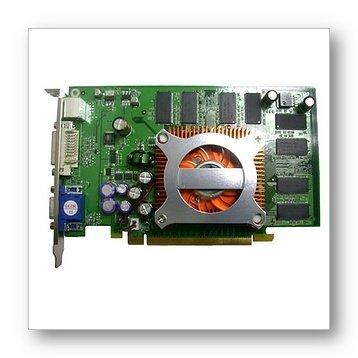 Nvidia Geforce 6600LE 256MB Ddr Pci-express Sup Dvi-i Tv VGA