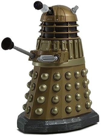 Doctor Who Diecast Gold Dalek - Figura de coleccionista de metal ...