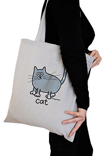amp; 'Woof ' of Cat 2pk meow Dog bags tote amp; pUUqrnx
