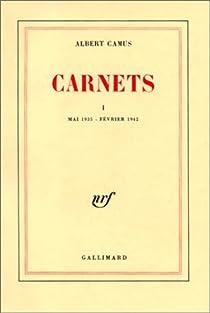 Carnets par Camus