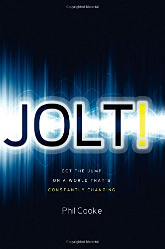 Jolt!: Get the Jump on a World That's Constantly Changing PDF