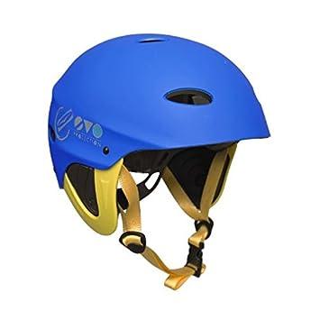 Gul Evo Whitewater - Casco de seguridad para deportes acuáticos Kayak Jetski, color Blue/Yellow Evo 1, tamaño Junior 55-57cm: Amazon.es: Deportes y aire ...