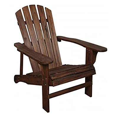 Leigh Country Wooden Adirondack Chair