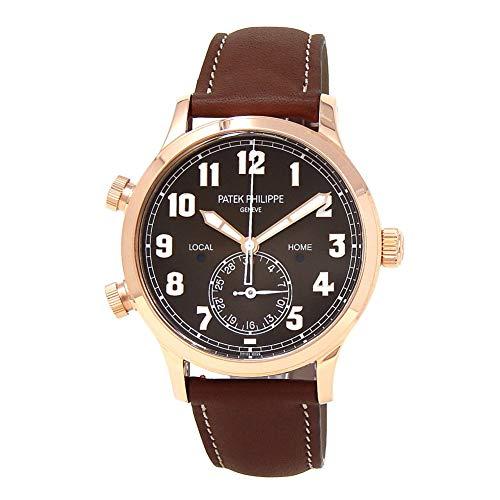 - Patek Philippe Calatrava Automatic-self-Wind Male Watch 5524R-001 (Certified Pre-Owned)