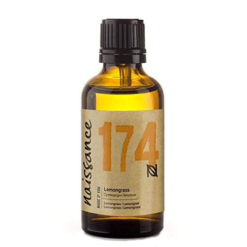 Lemongrass Essential Oil 50ml / 1.7fl oz