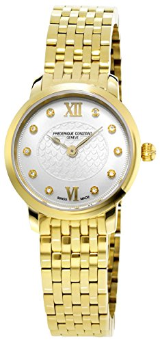 frederique-constant-womens-fc-200whds5b-slim-line-yellow-goldtone-stainless-steel-watch