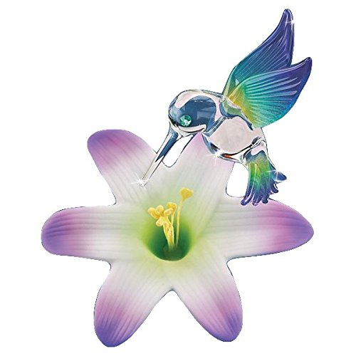 Glass Baron ~ Lily Hummingbird