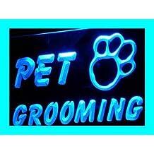 ADV PRO i276-b OPEN PET GROOMING Shop Dog Cat Neon Light Sign