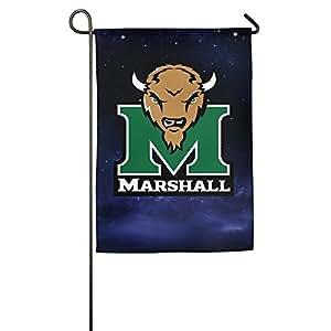 Marshall Thundering Herd Logo University Flag Decorative Outdoor Flags Christian Flag