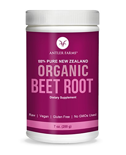Antler Farms - 100% Pure New Zealand Beet Root Powder