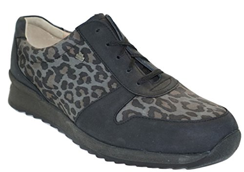 Finn Womens Womens Sidonia Comfort Finn Leopard Finn Sidonia Comfort Comfort Leopard dZqSgS