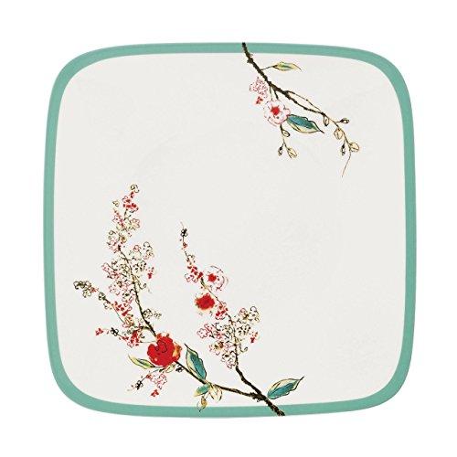 10 1/4 Dinner Plates (Lenox Simply Fine Chirp 10-1/4 Square Dinner Plate)