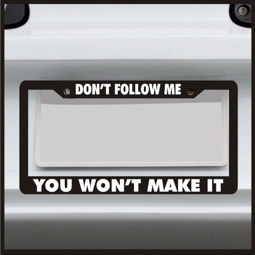 Funny License Plate: Amazon.com