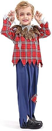 Avsvcb Cosplay Disfraz de Navidad para niños Disfraz de ...