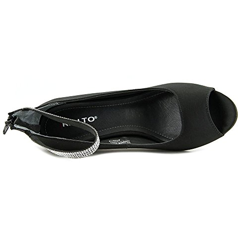 Rialto Rhoda' Women's Heel Black KEOBptDPCR