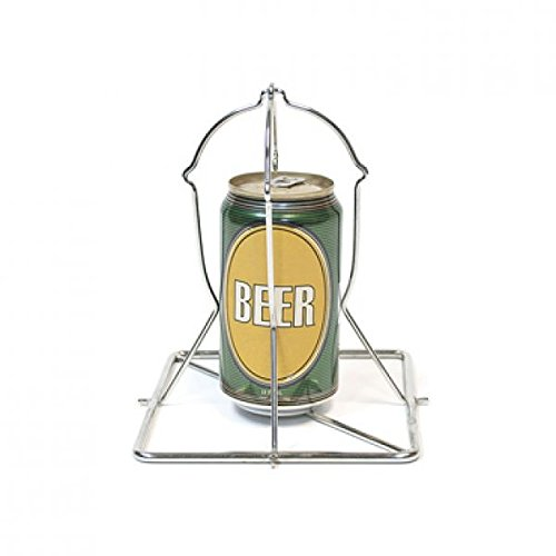 Big Green Egg Beer Can Chicken Rack FBCC