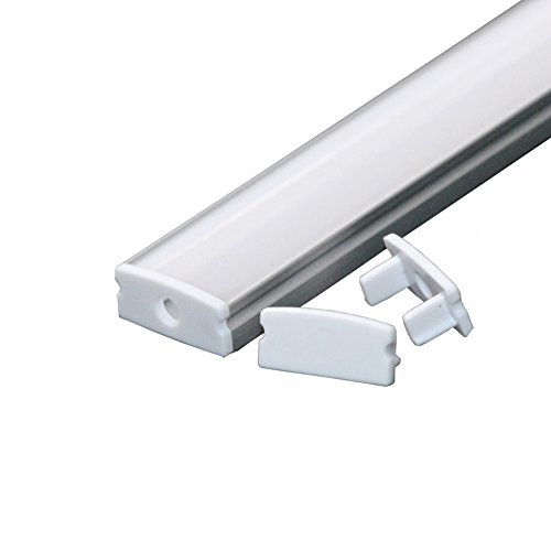 LED-Aluminum-Channel-with-Cover-StarlandLed-6-Pack-1Meter33ft-LED-Channels-and-Diffusers-with-End-Caps-and-Mounting-Clips-for-LE-164ft-LED-Flexible-Light-Strip