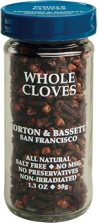 Morton And Bassett 1.3 Ounce Seasoning - Whole Cloves, Case Of 3