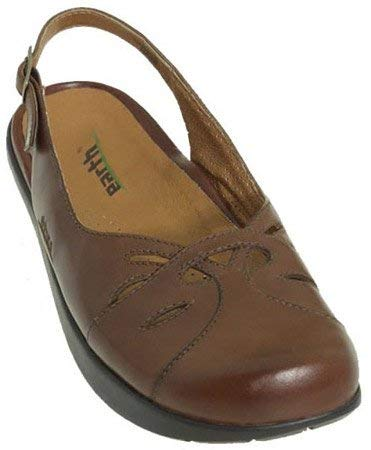 - Bouquet Women's Shoes by Earth Footwear: Color-Brown Twister , Size-11