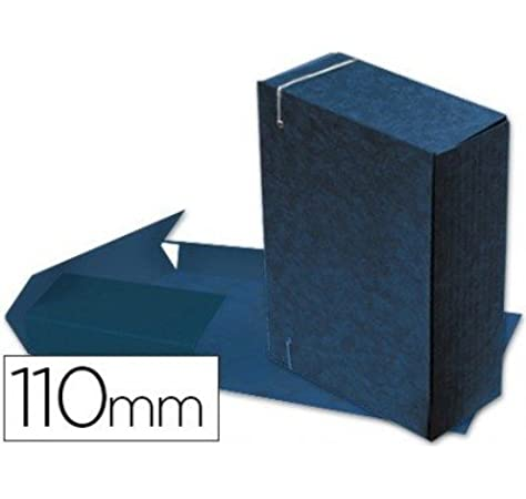 Elba 400018793 - Pack de 5 carpetas de proyectos con lomo extensible: Amazon.es: Oficina y papelería