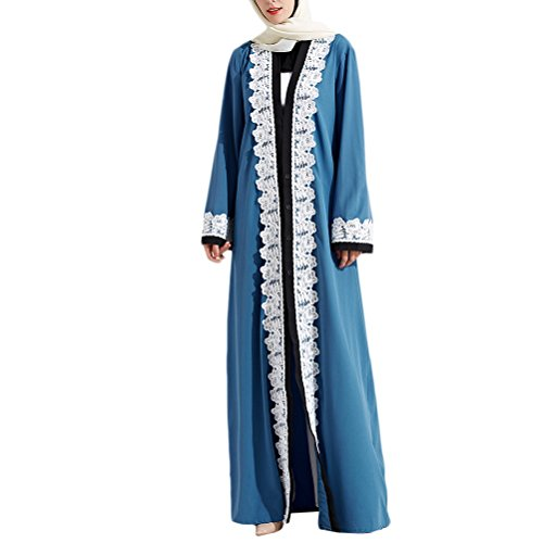 調停する湿地重々しいZhuhaitf ソフトで質の高い Muslims Soft Fabric Middle East Dubai Malay Arab Abaya Dress Robes Belt Clothes for Ladies Plus Size