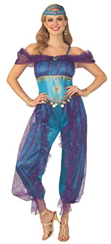 Womens Genie Costumes (Rubie's Opus Collection Through The Ages Women's Genie Costume, As Shown,)