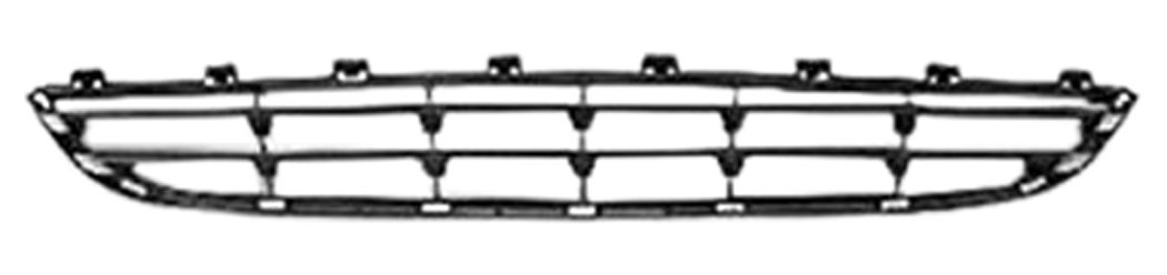 Unknown OE Replacement Saturn Aura Front Bumper Grille Partslink Number GM1036115