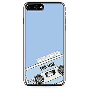 Loud Universe For Will Stranger Things Quote iPhone 8 Plus Case Cassette Stranger Things iPhone 8 Plus Cover with Transparent Edges