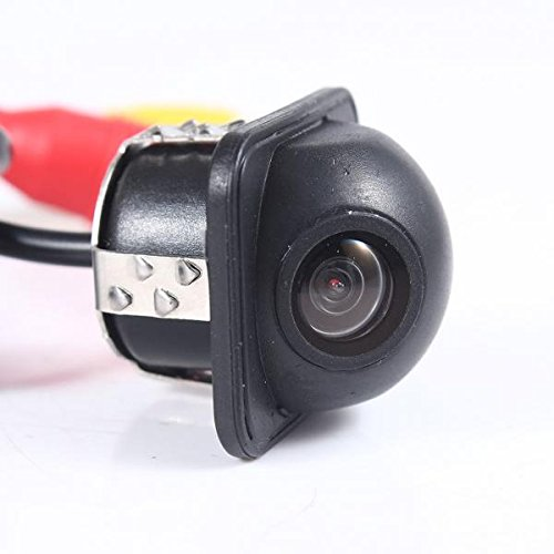 Ccd 520 Tv Lines (Universal CCD Reverse Backup Car DVD Rear View Night Vision Camera DC 12V by Nuttakang shop)