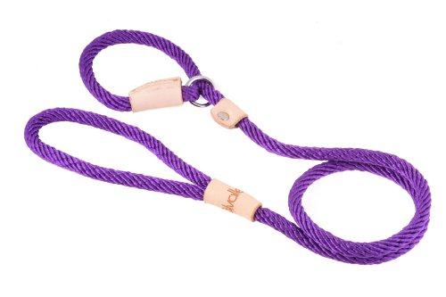 Alvalley Purple Leather Multifilament Polypropylene