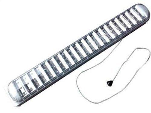 DP - Lámpara LED portátil con 63 LEDs, con asa para colgar y batería recargable de larga duración, alta luminosidad y bajo consumo.: Amazon.es: Iluminación