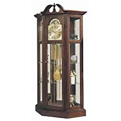 Traditional Richardson I Curio Clock